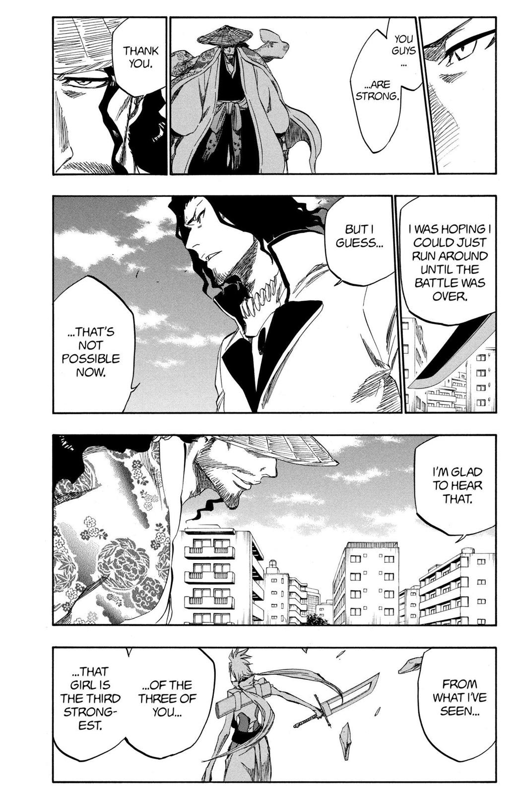 Bleach, Chapter 339 image 013