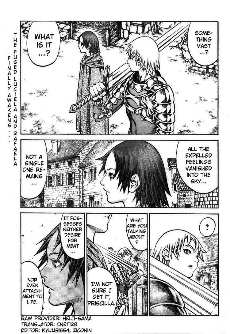 Claymore, Chapter 93 image 001