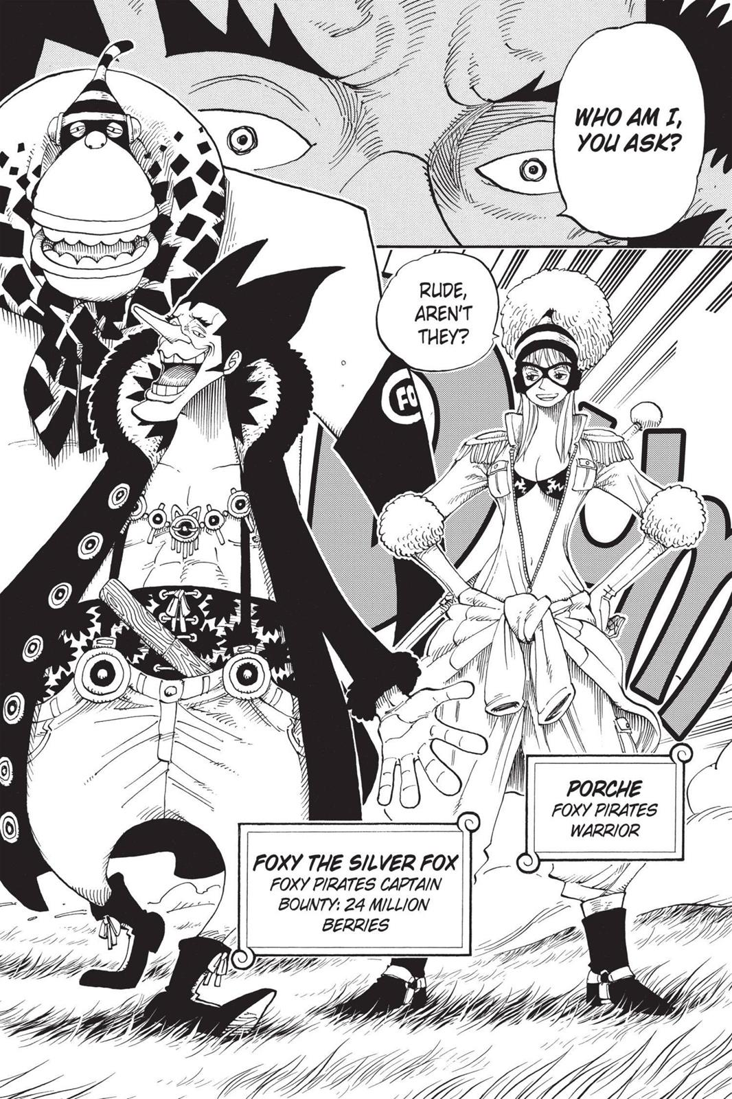 One Piece, Chapter 305 image 016