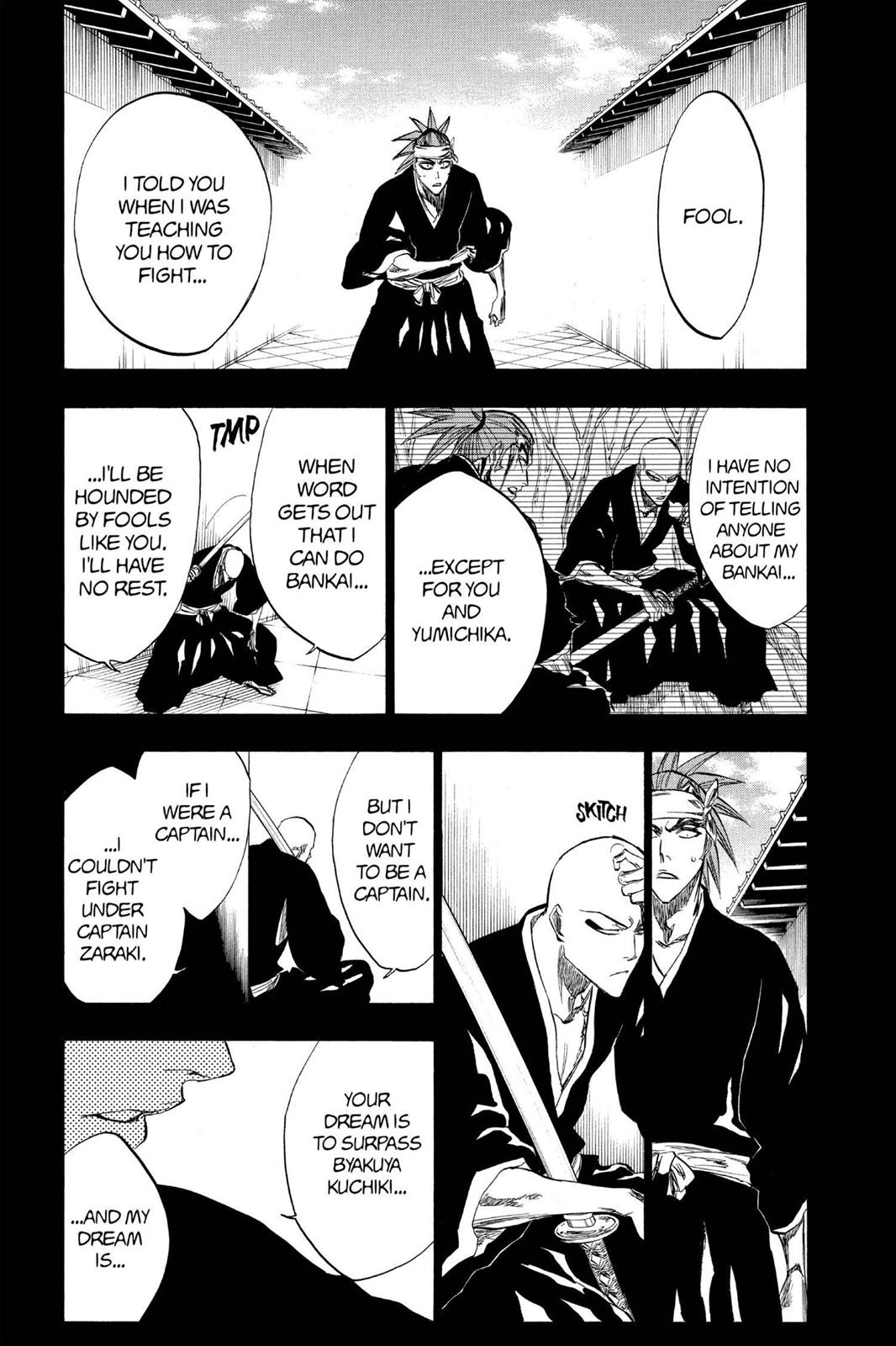 Bleach, Chapter 206 image 019