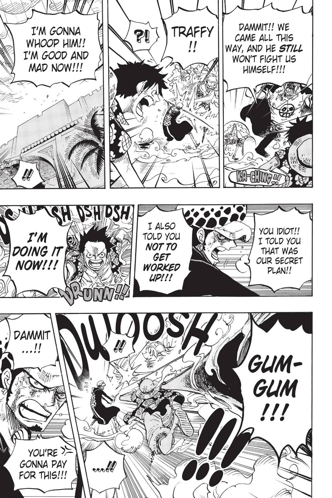 One Piece, Chapter 759 image 013