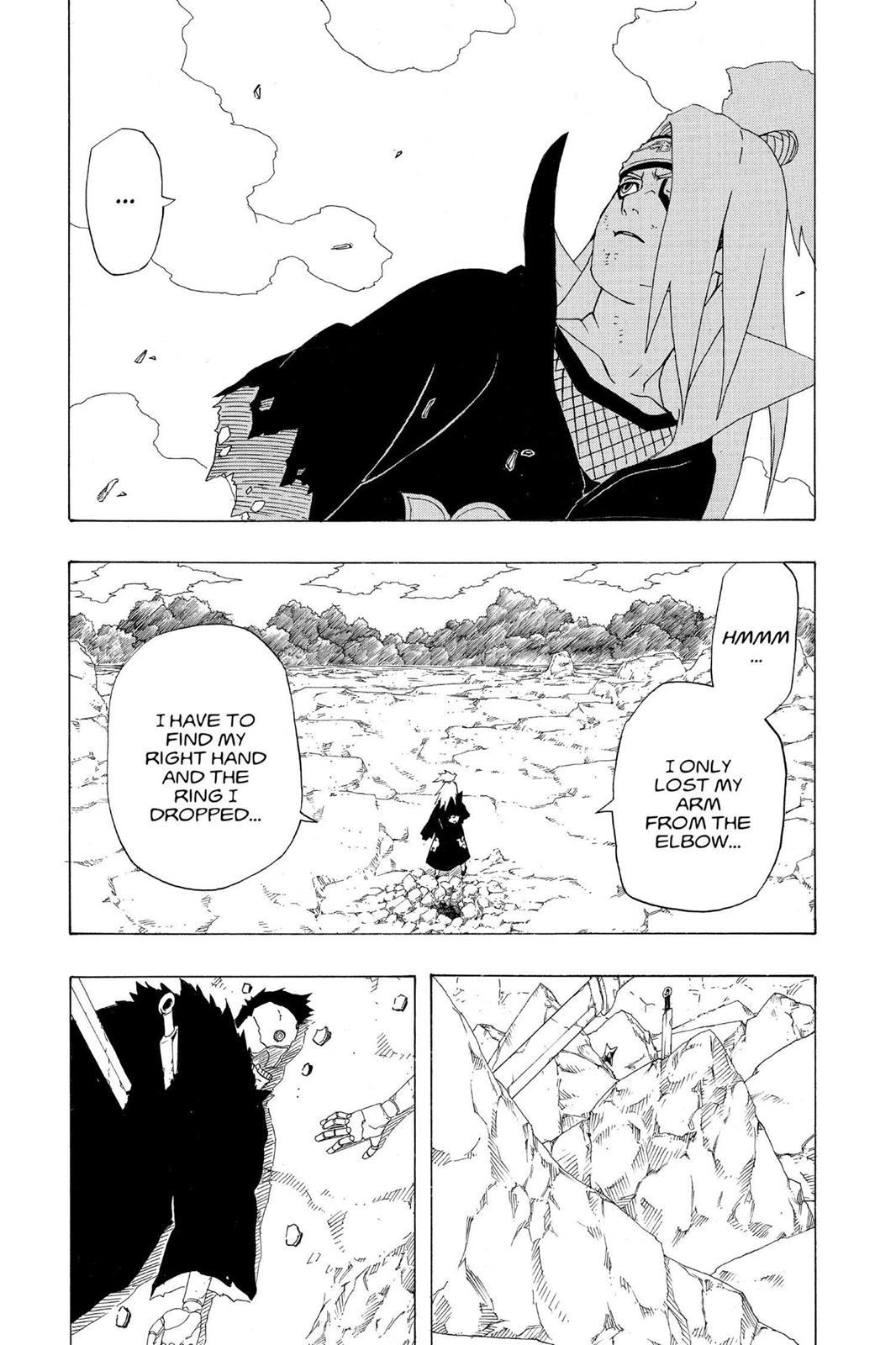 Naruto, Chapter 280 image 017