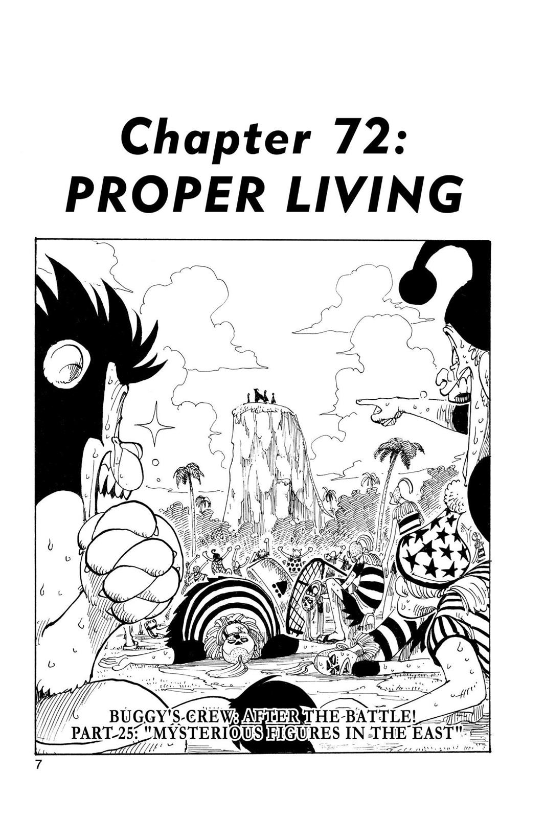 One Piece, Chapter 72 image 008