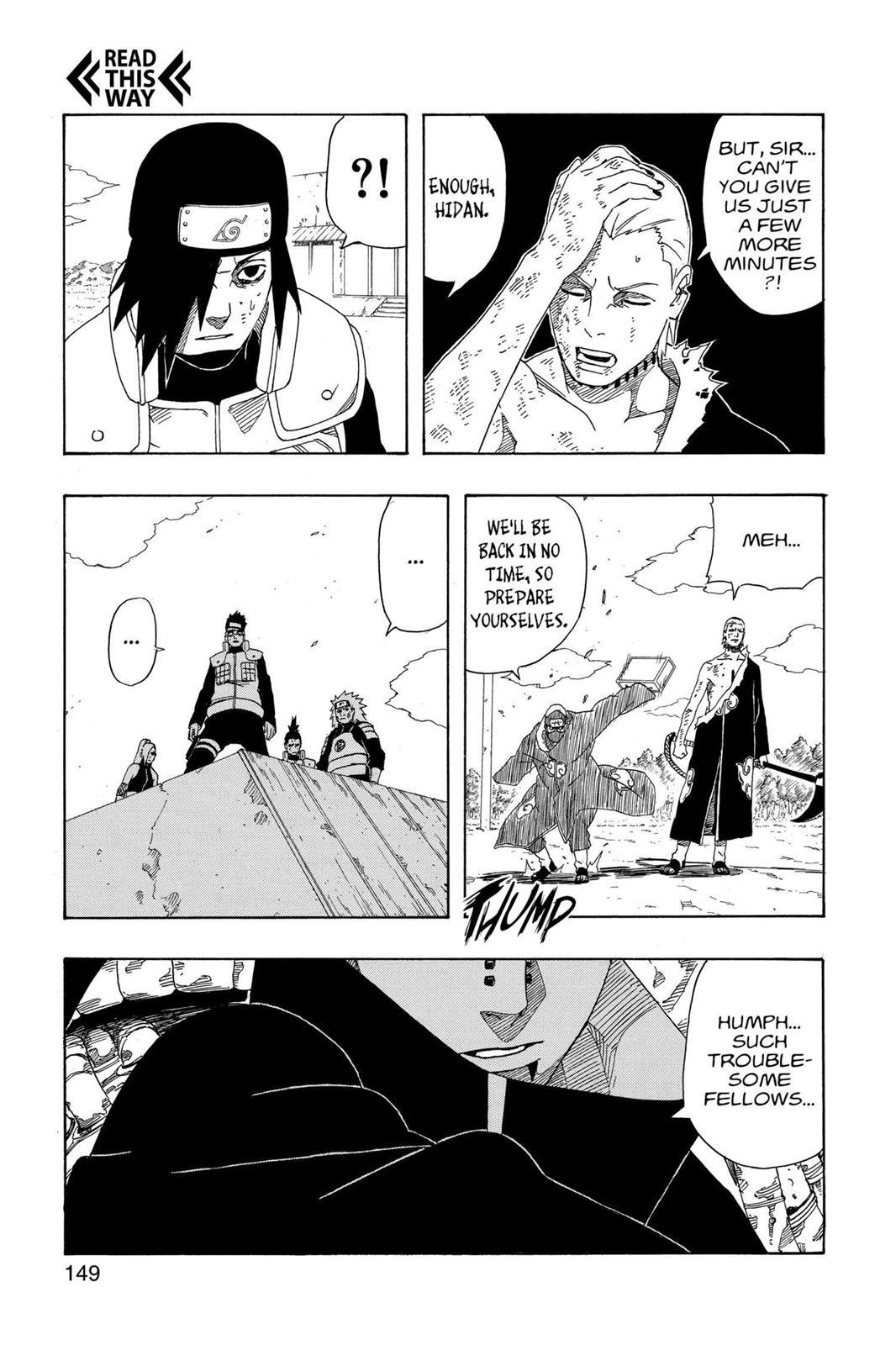 Naruto, Chapter 327 image 017