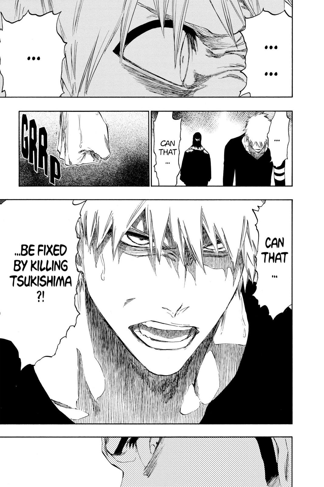 Bleach, Chapter 454 image 011