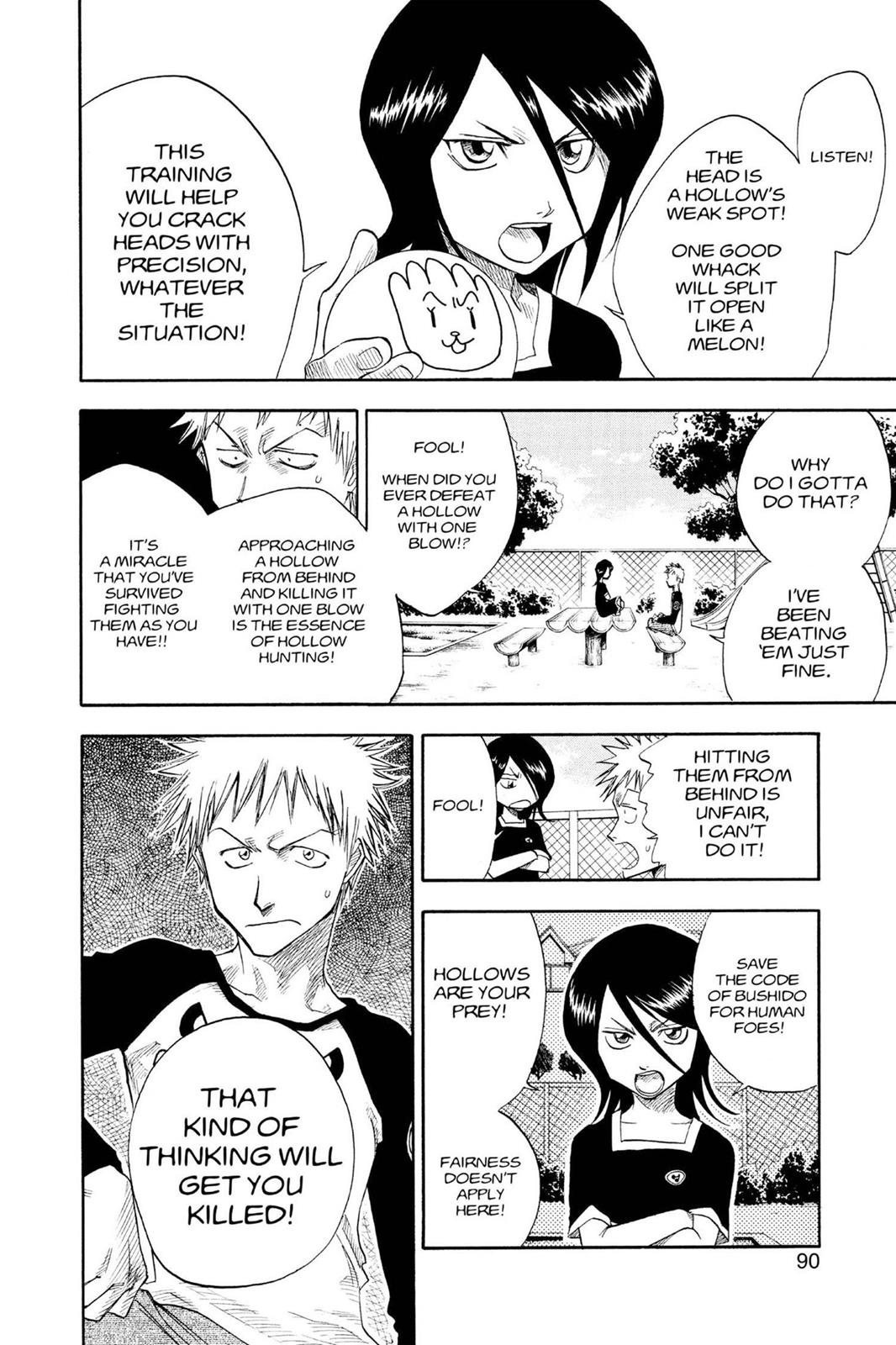 Bleach, Chapter 3 image 006