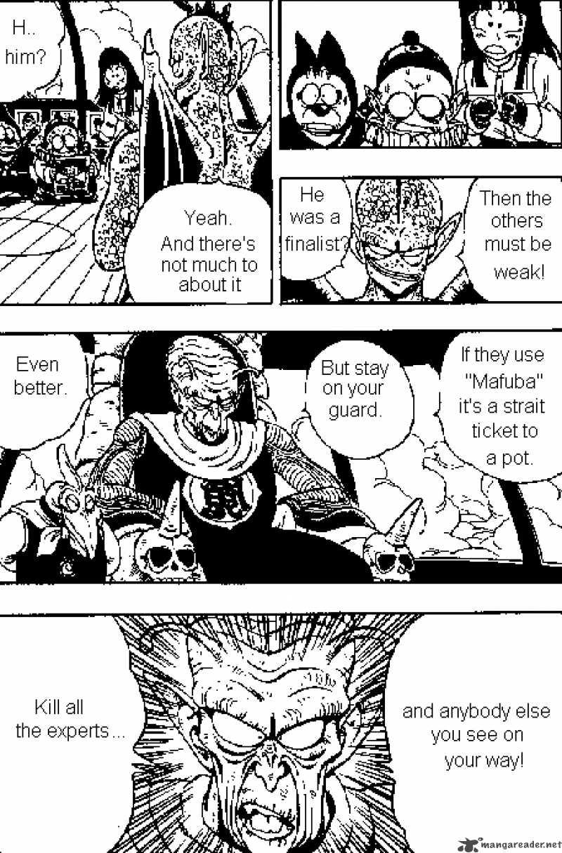 Dragon Ball, Chapter 136 image 013
