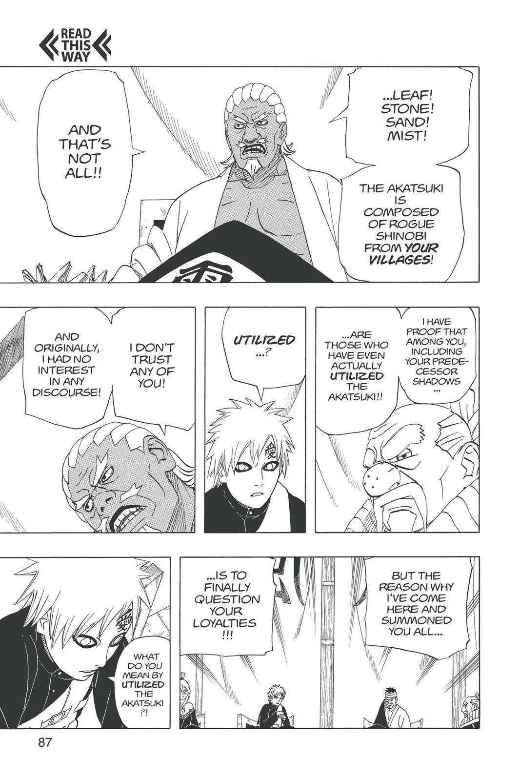 Naruto, Chapter 458 image 006