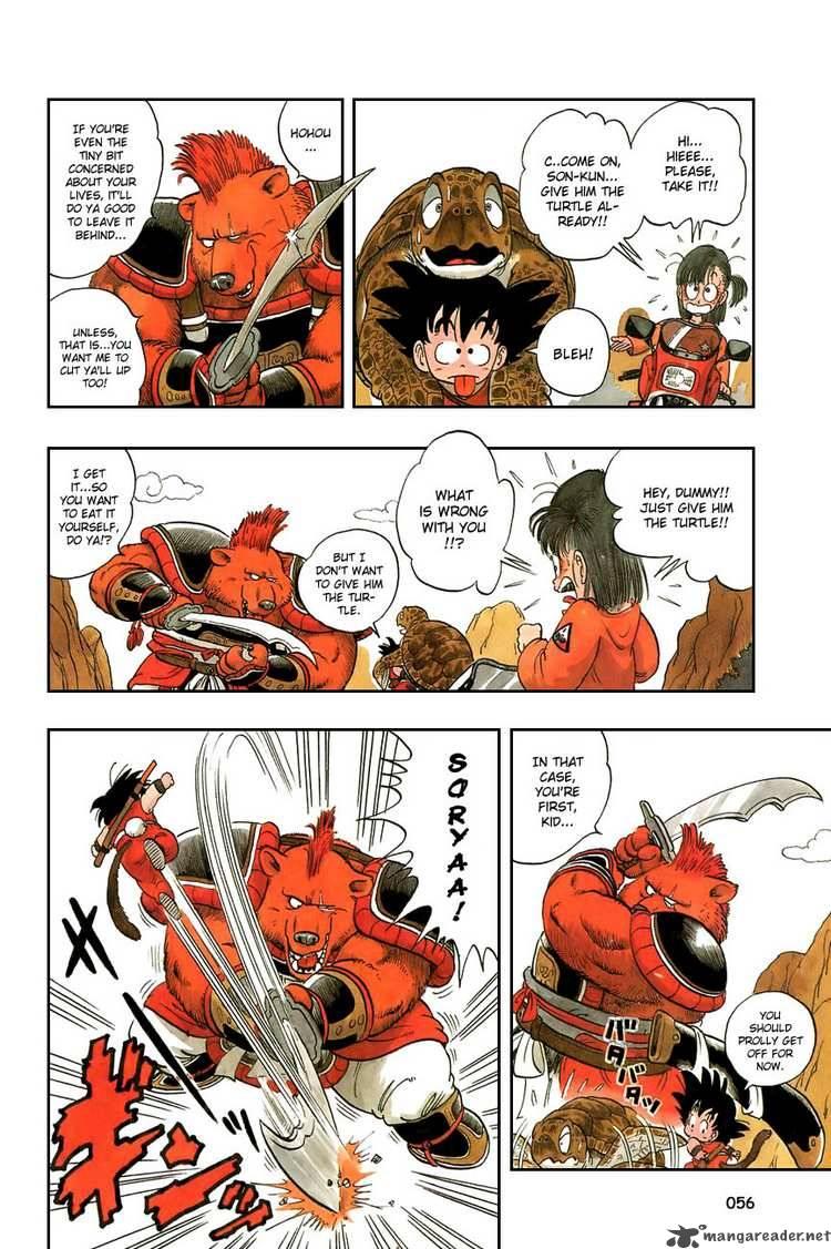 Dragon Ball, Chapter 3 image 009