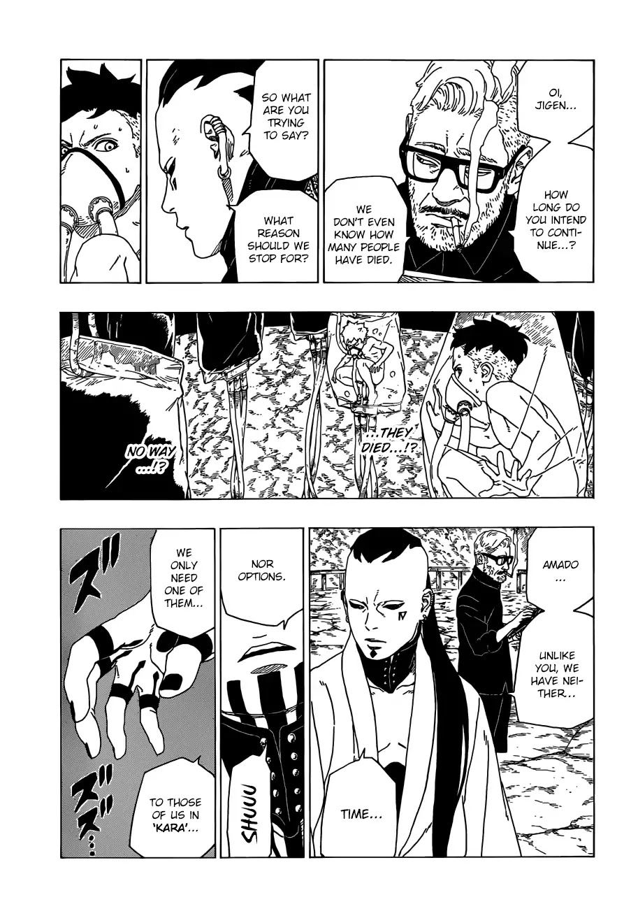 Boruto Manga, Chapter 27 image 022