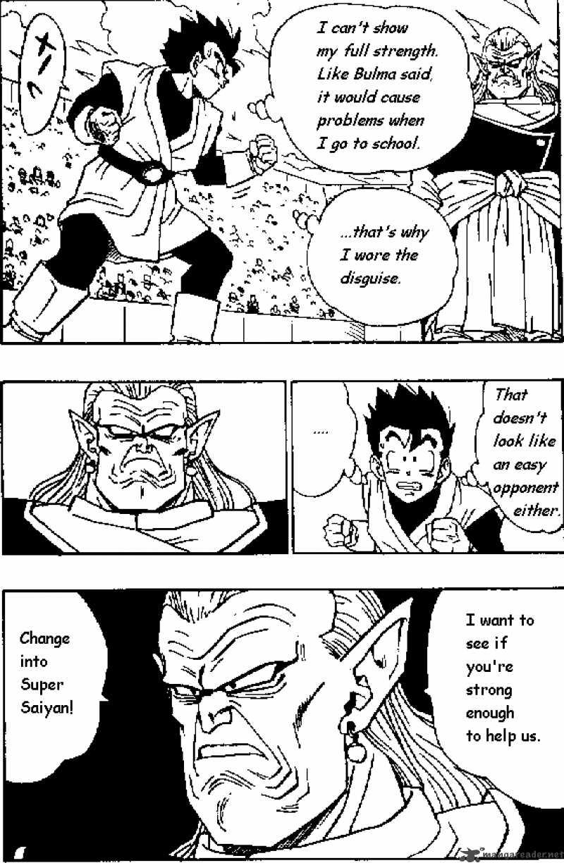 Dragon Ball, Chapter 444 image 009
