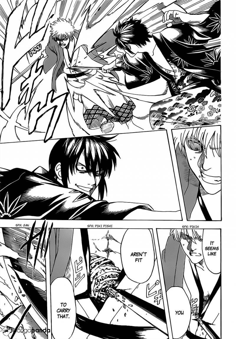 Gintama Chapter, 690 image 017