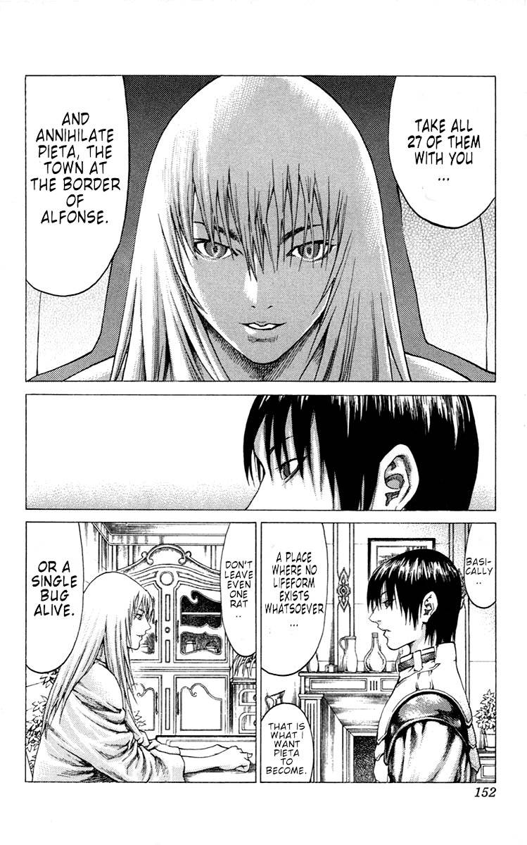 Claymore, Chapter 56 image 017