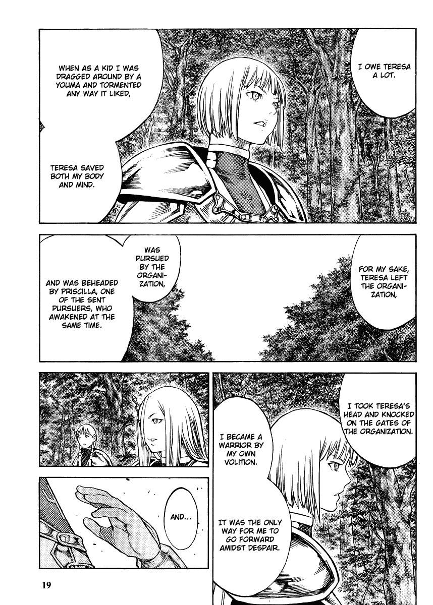 Claymore, Chapter 130 image 017