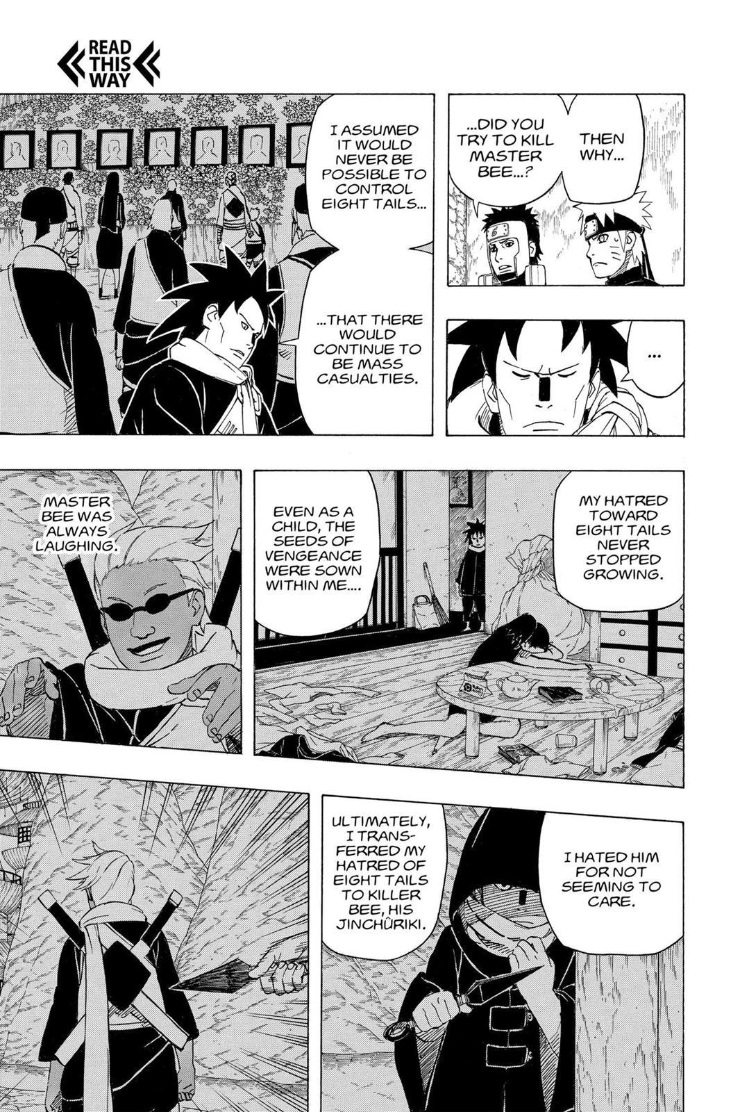 Naruto, Chapter 494 image 007