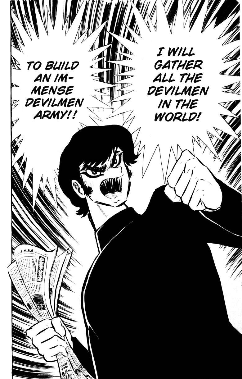 Devilman, Chapter 3 image 197