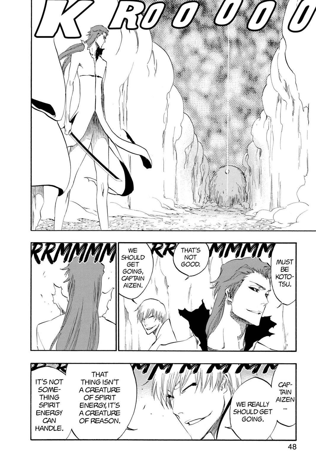 Bleach, Chapter 407 image 002