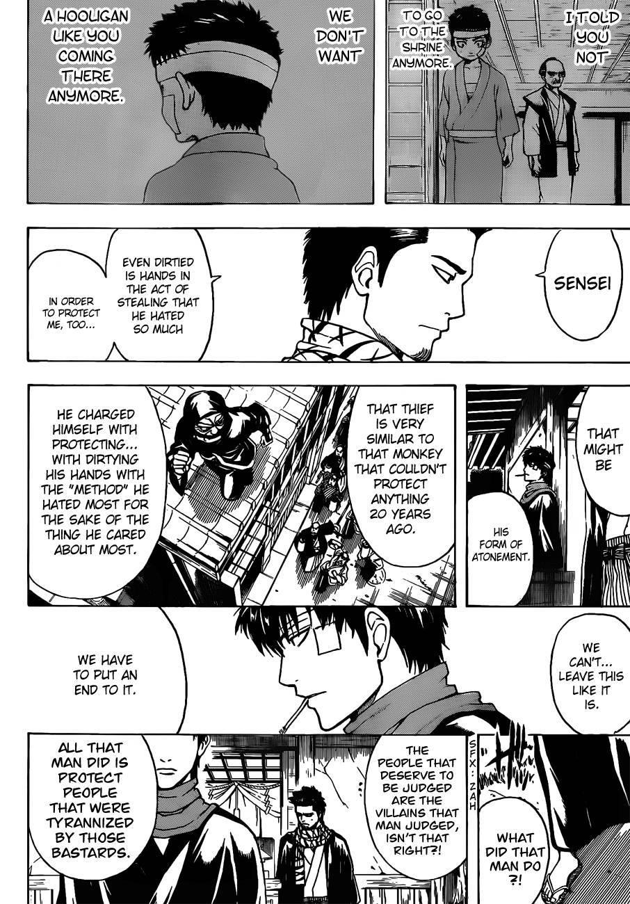 Gintama Chapter, 483 image 006