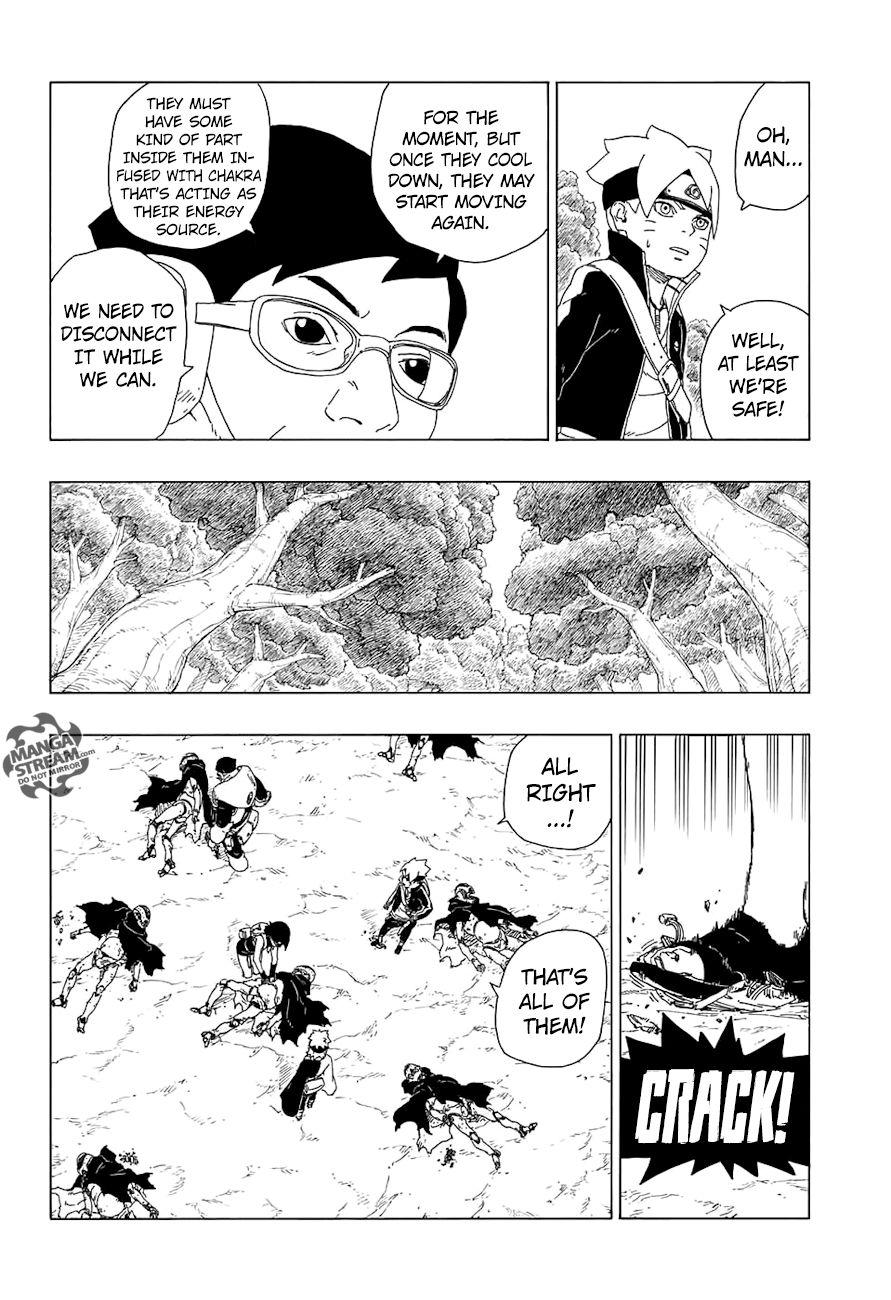 Boruto Manga, Chapter 19 image 033