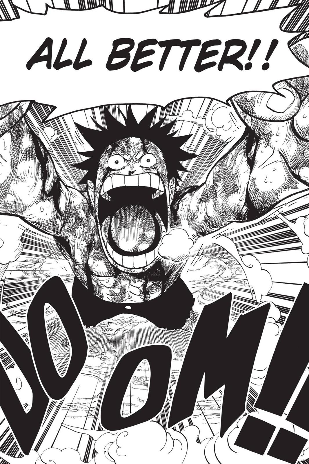 One Piece, Chapter 539 image 004