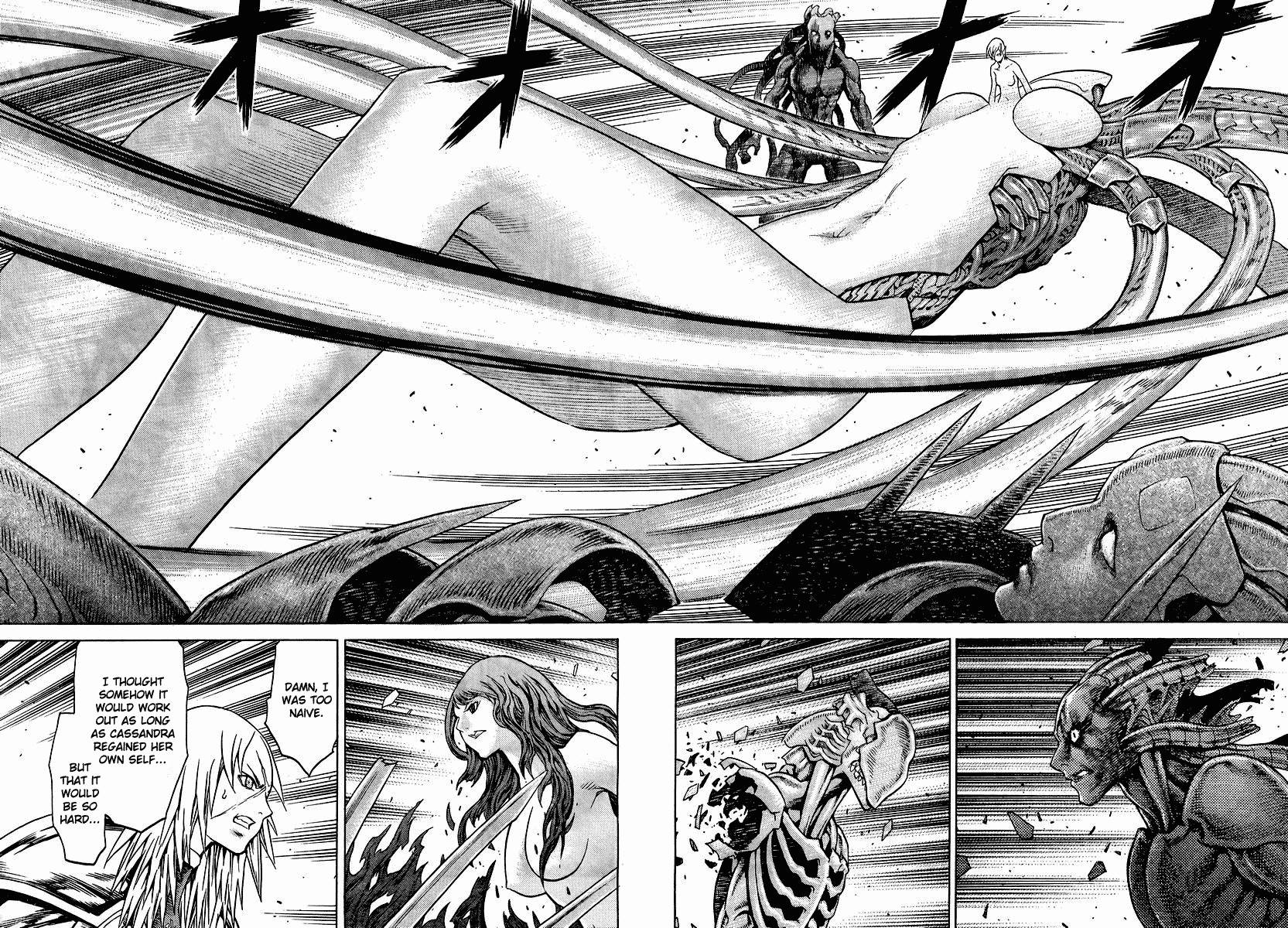 Claymore, Chapter 139 image 026