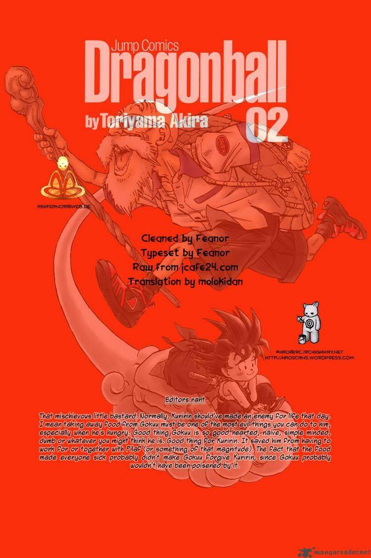 Dragon Ball, Chapter 29 image 015