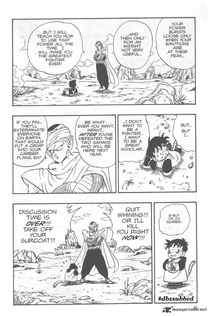 Dragon Ball, Chapter 206 image 013