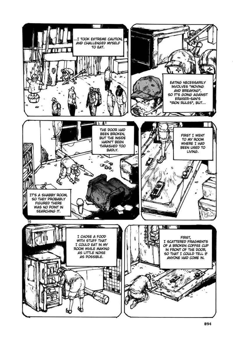 Dorohedoro, Chapter 97 image 016