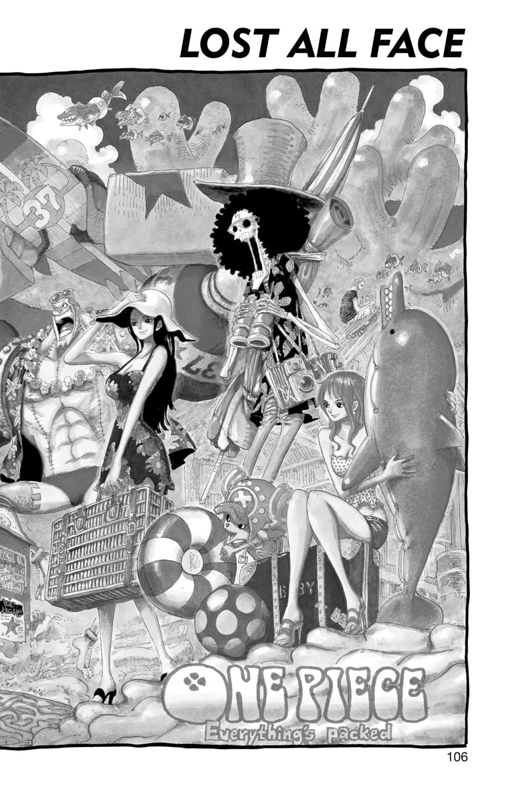 One Piece, Chapter 642 image 001
