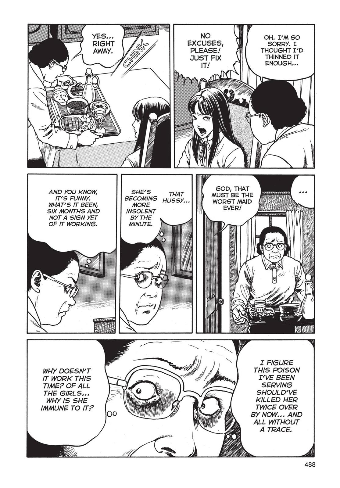 Tomie, Chapter 12 image 036