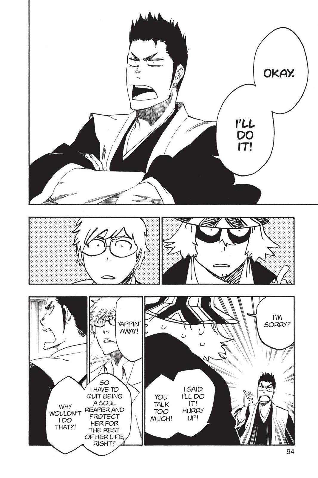 Bleach, Chapter 535 image 014