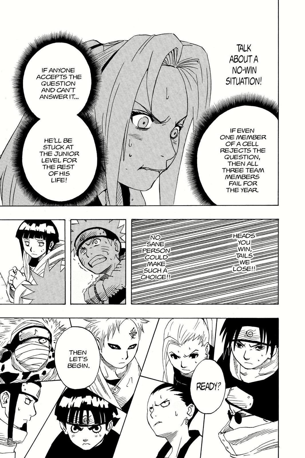 Naruto, Chapter 43 image 009