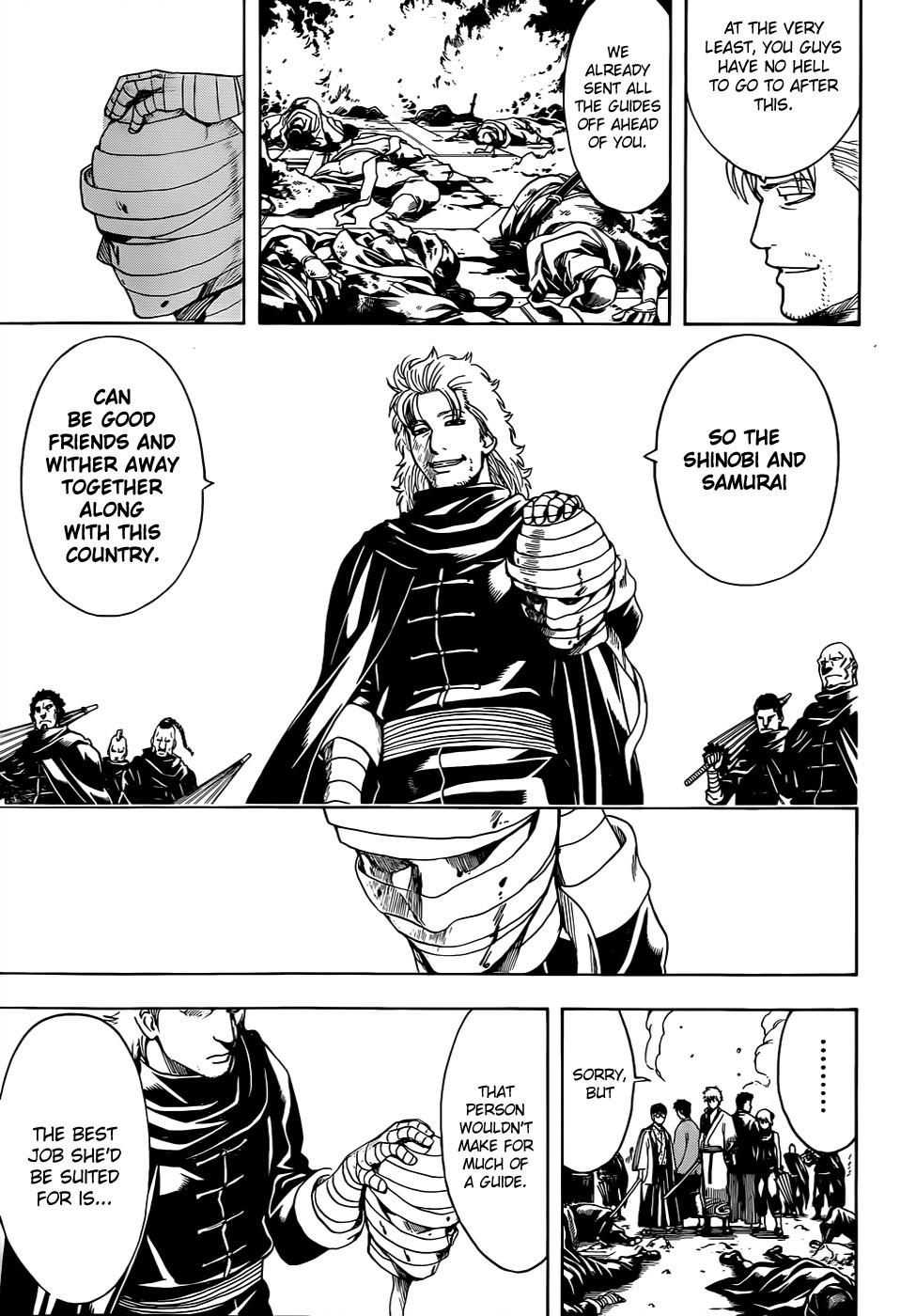 Gintama Chapter, 512 image 012