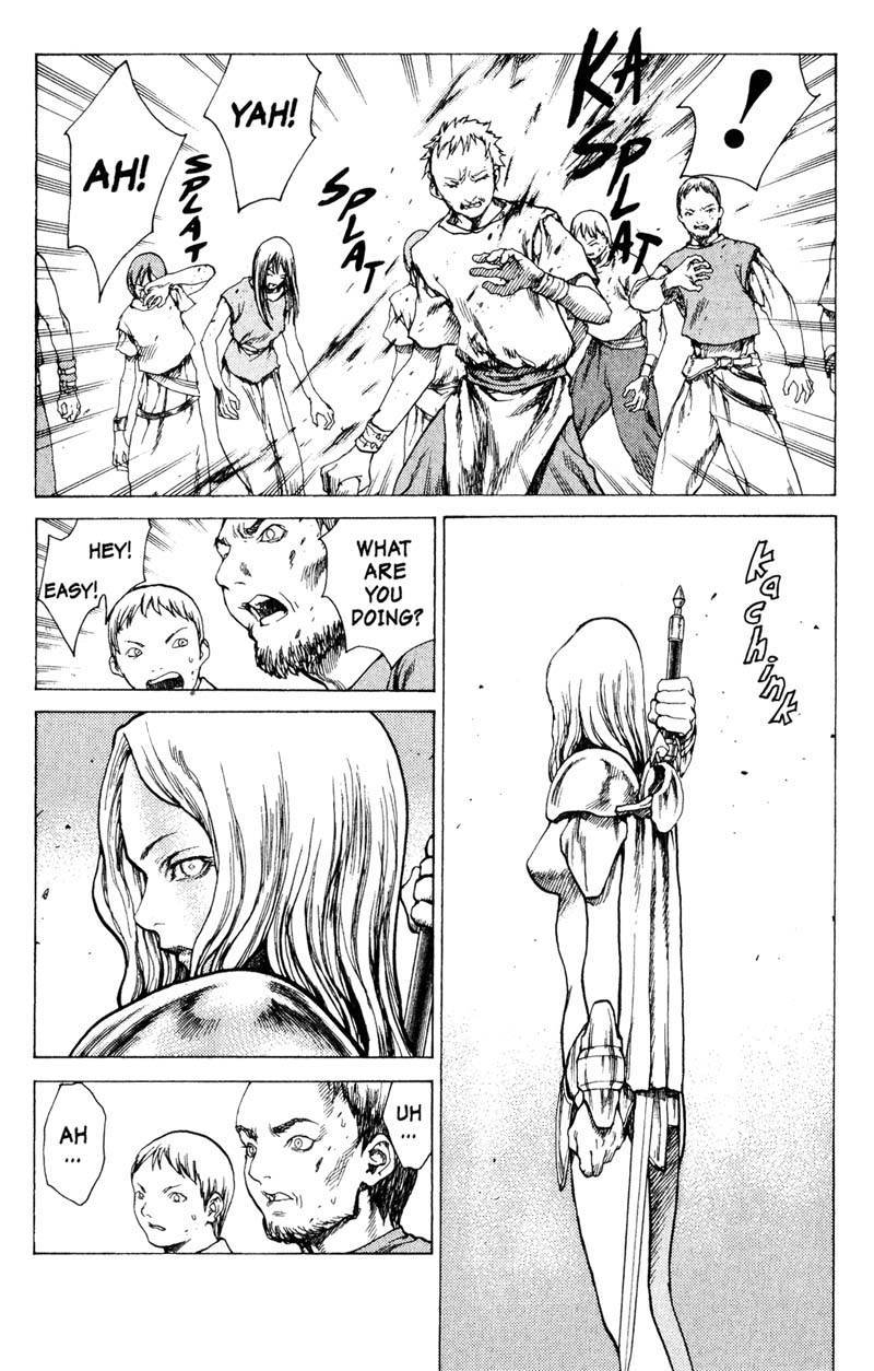 Claymore, Chapter 12 image 005