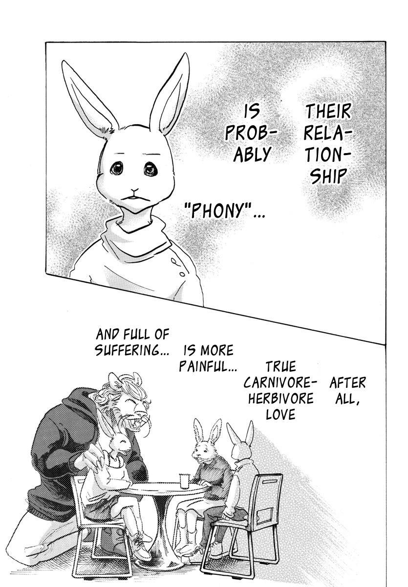 Beastars Manga, Chapter 119 image 007