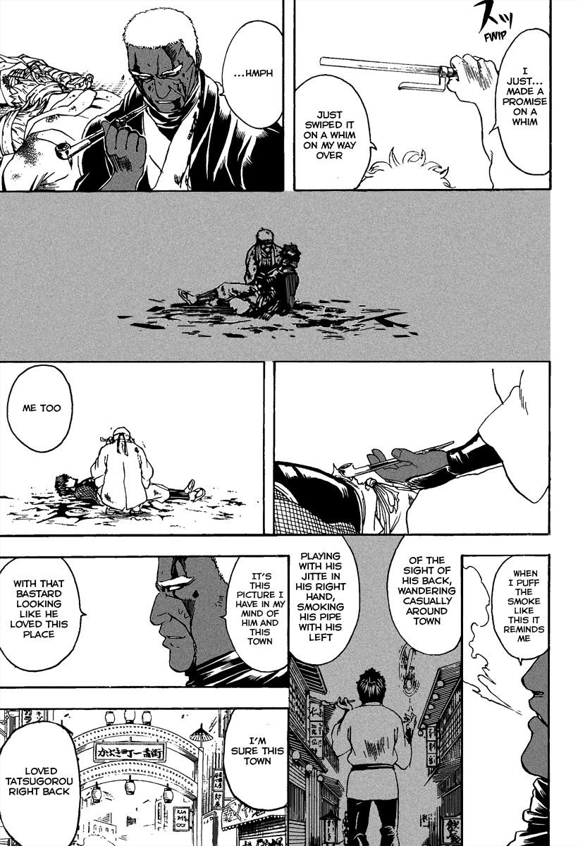 Gintama Chapter, 308 image 007
