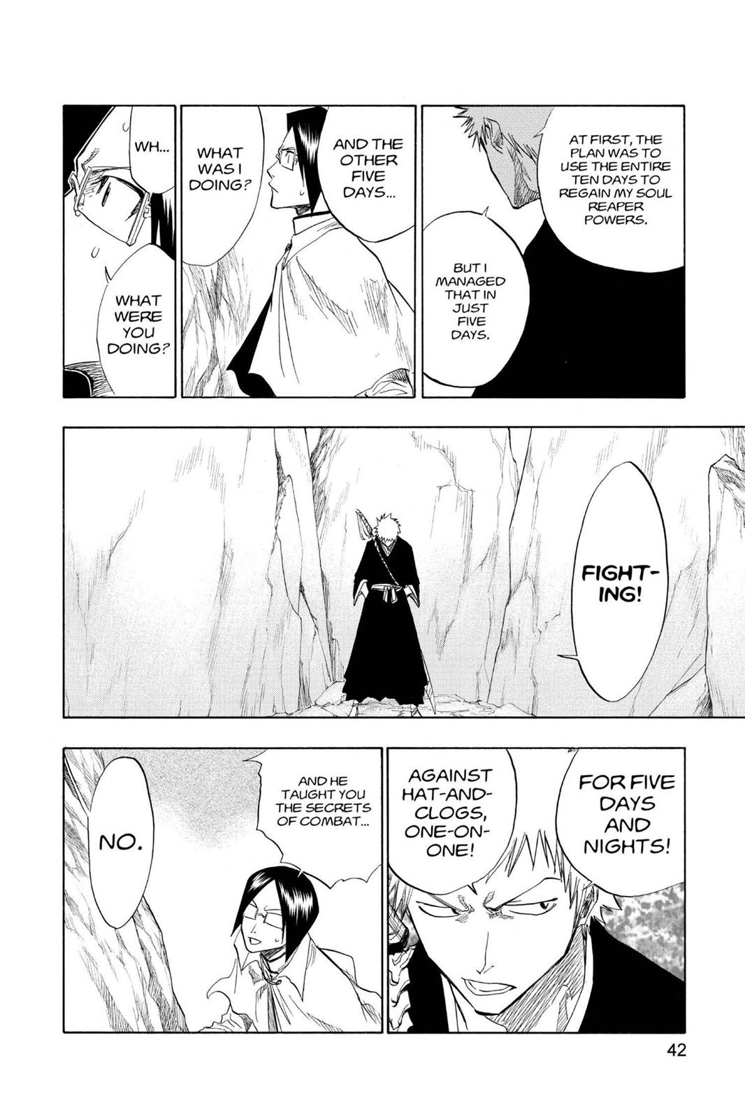 Bleach, Chapter 72 image 014