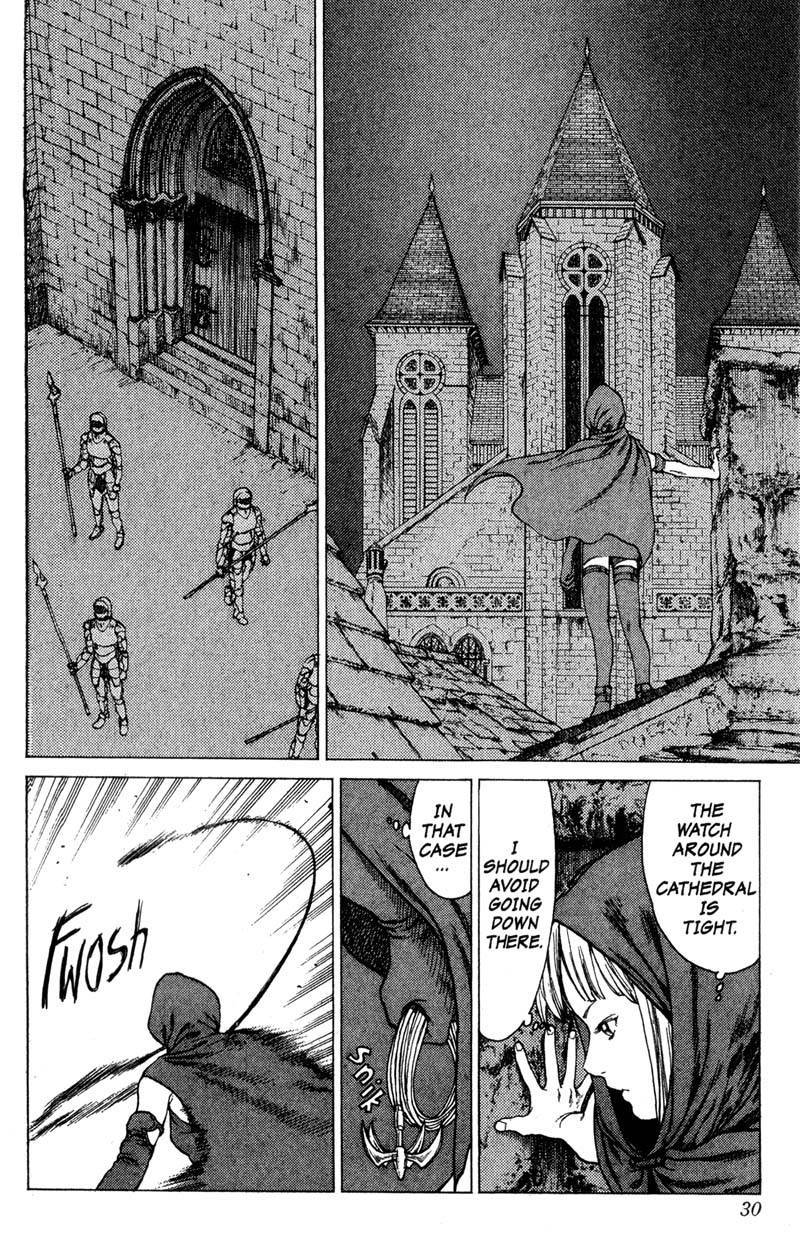 Claymore, Chapter 5 image 029