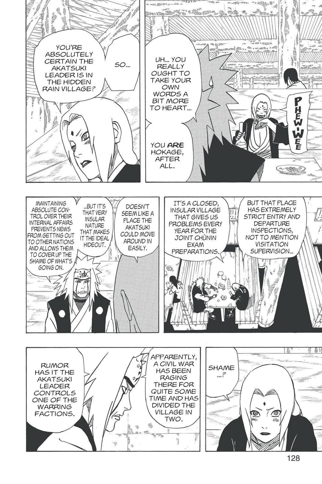 Naruto, Chapter 366 image 010