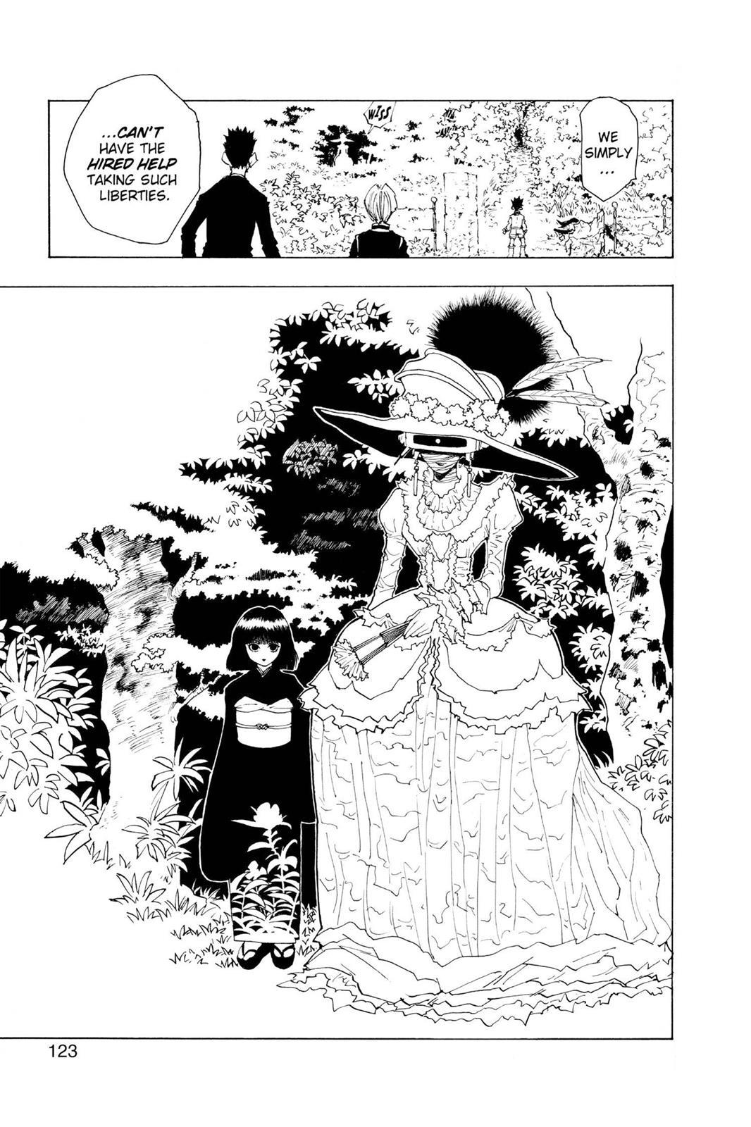 Hunter X Hunter, Chapter 41 image 017