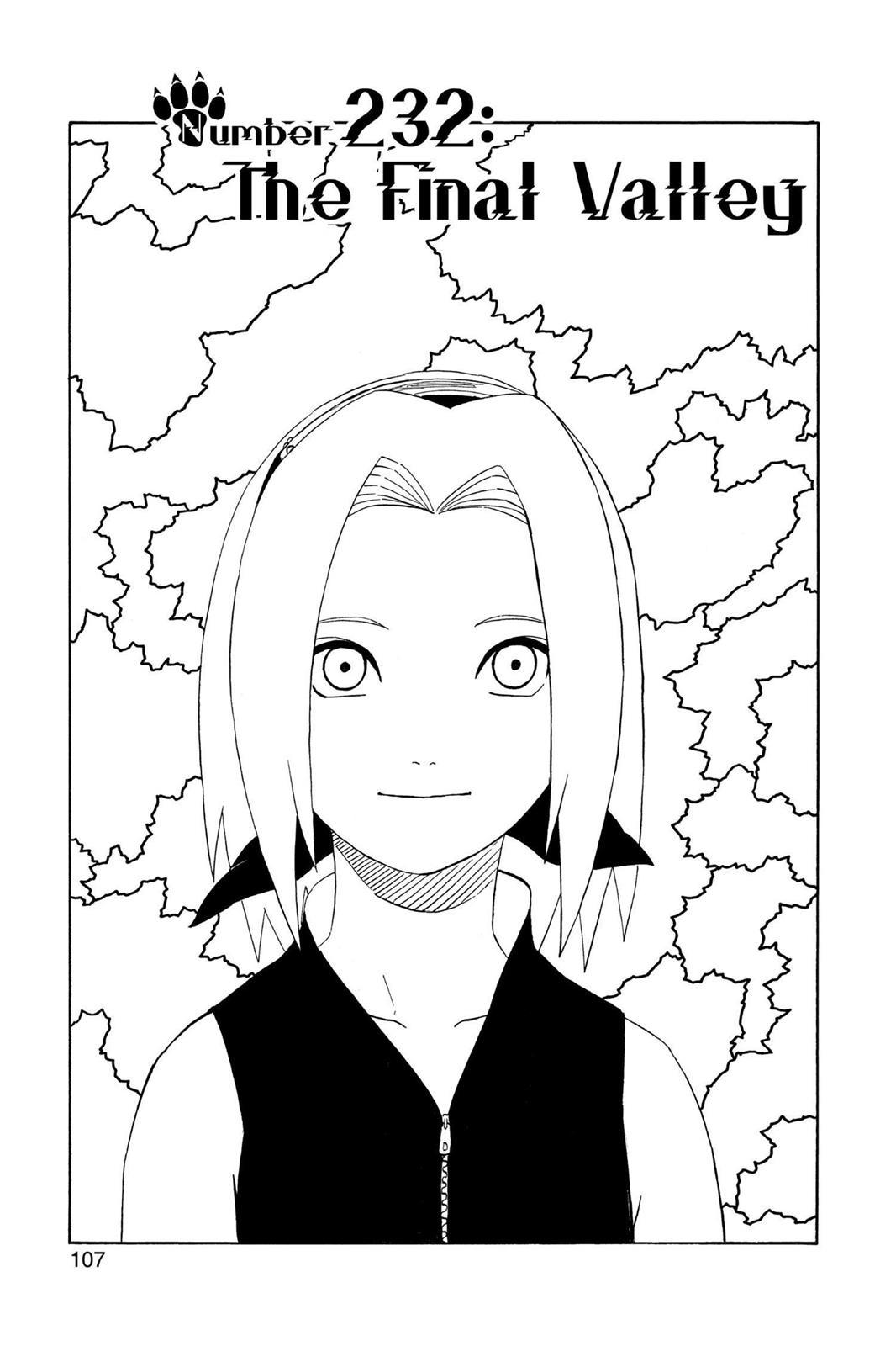Naruto, Chapter 232 image 001