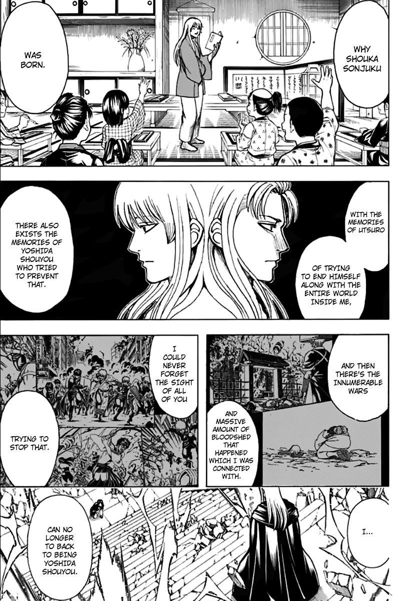 Gintama Chapter, 702 image 011