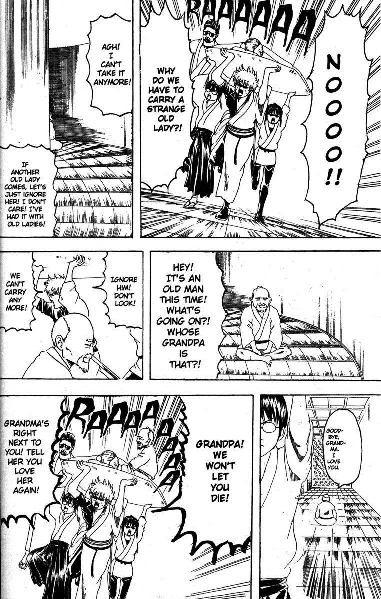 Gintama Chapter, 136 image 016
