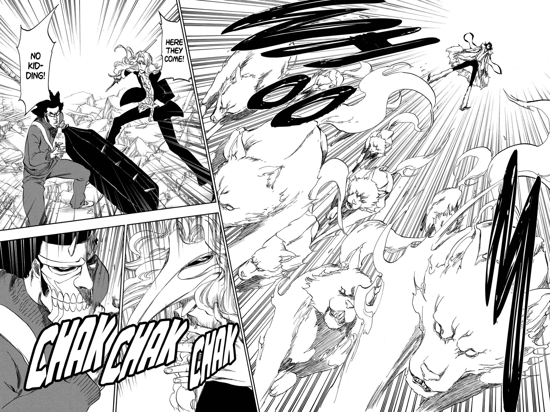 Bleach, Chapter 373 image 003