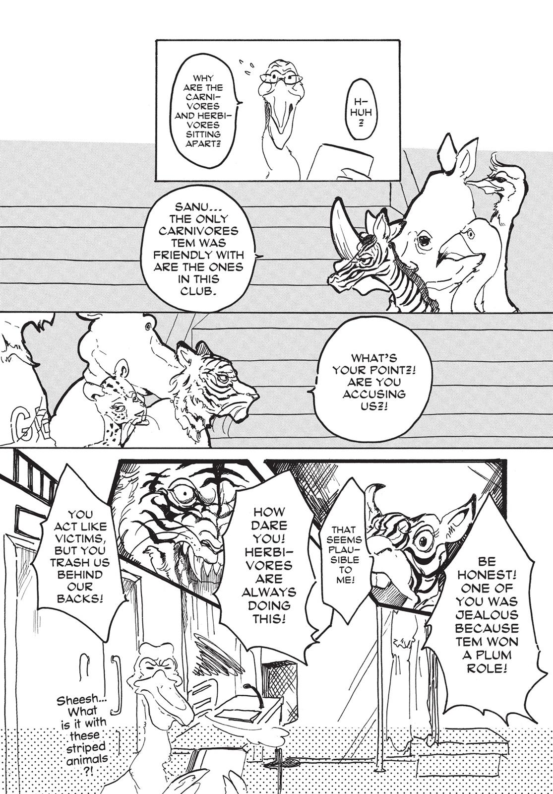 Beastars Manga, Chapter 1 image 023