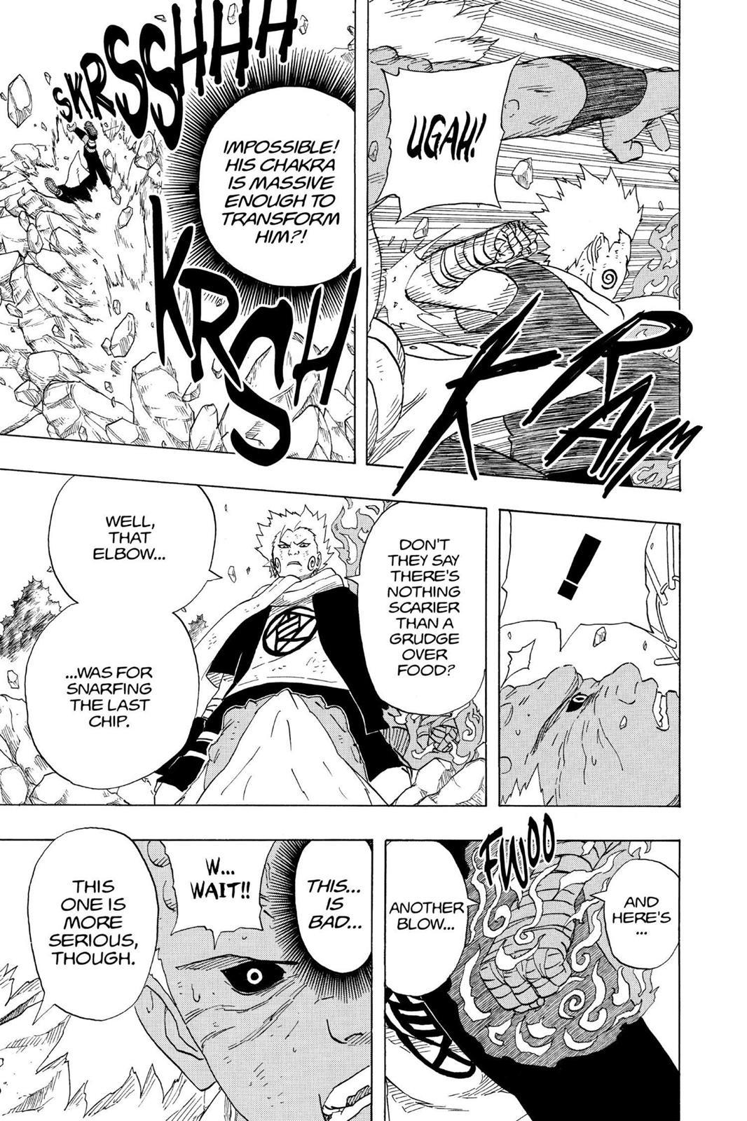 Naruto, Chapter 190 image 017