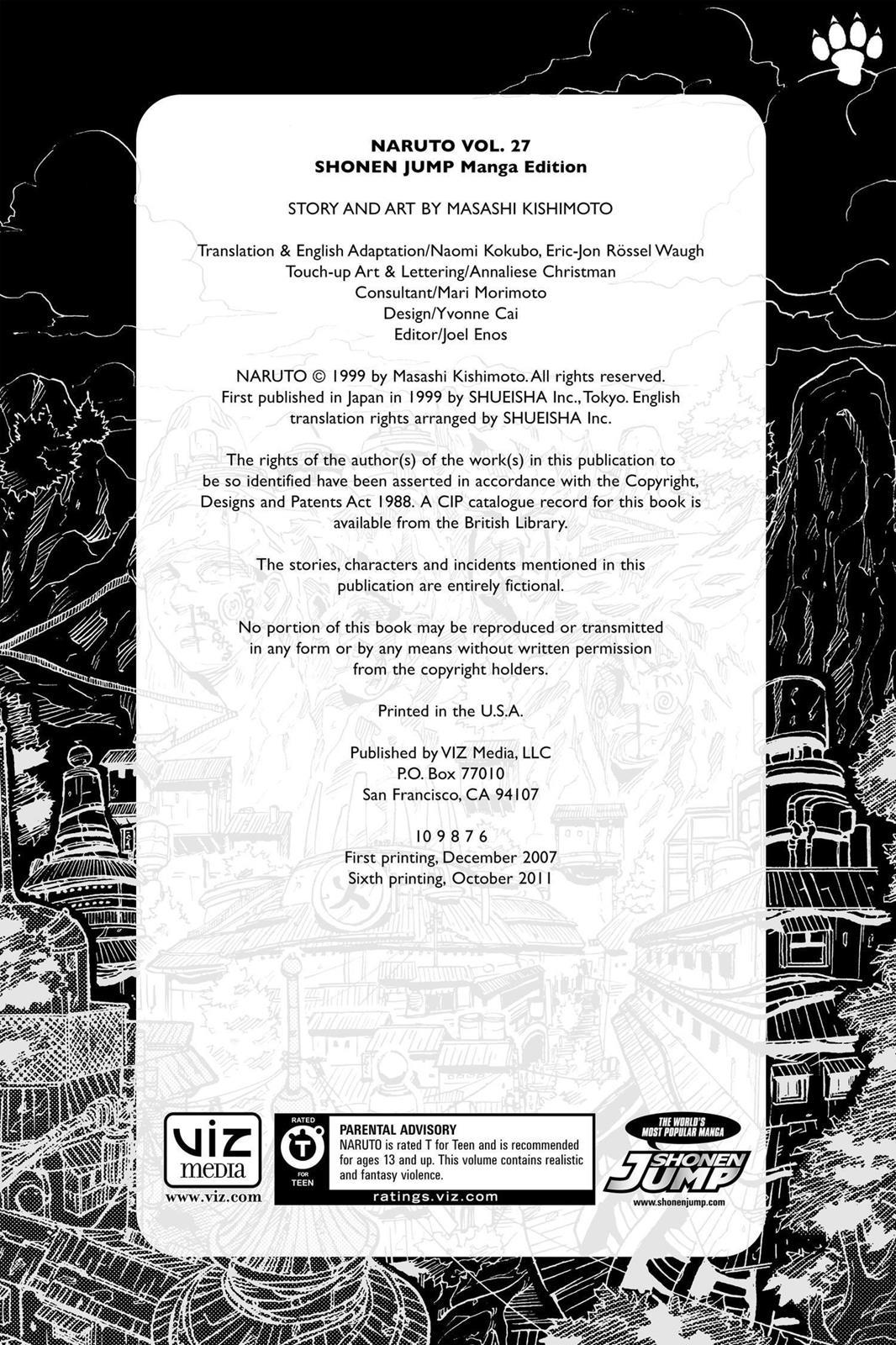 Naruto, Chapter 236 image 003