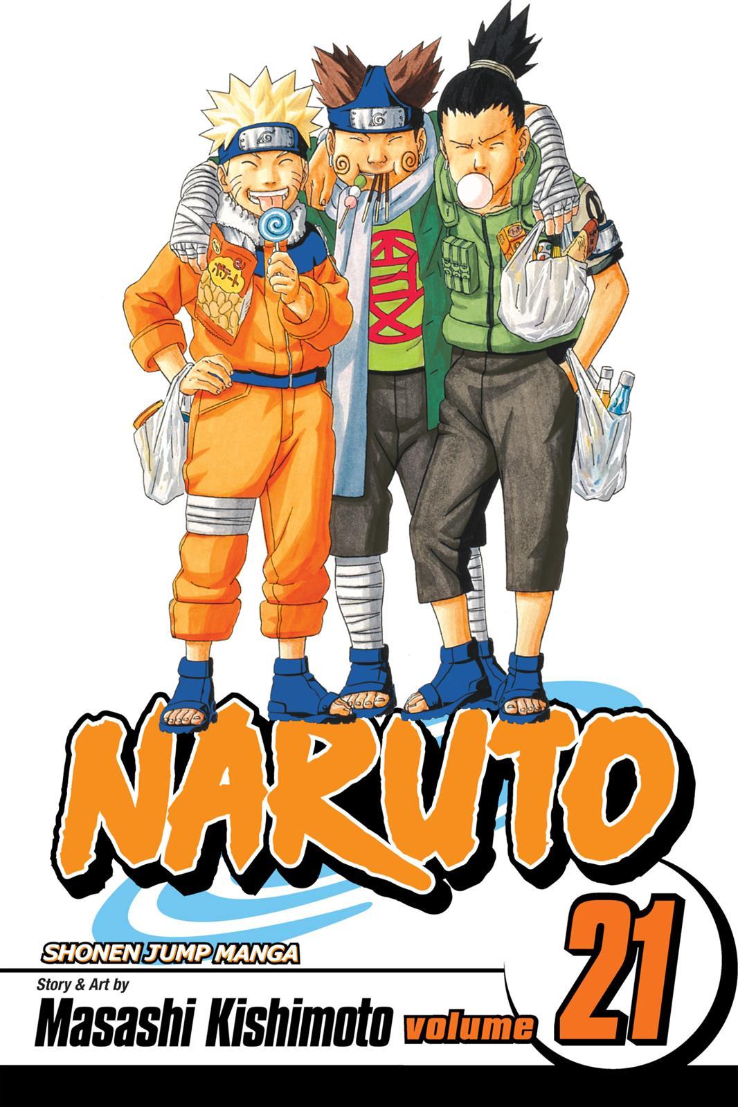 Naruto, Chapter 181 image 001