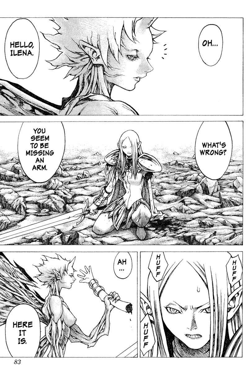 Claymore, Chapter 24 image 010