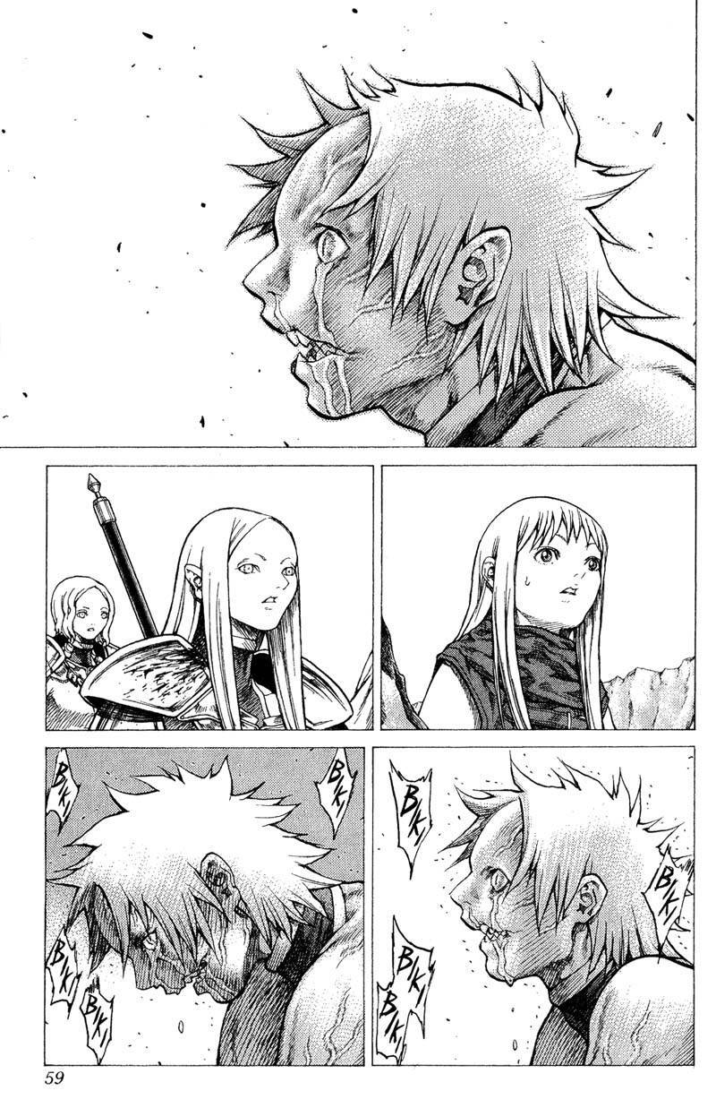 Claymore, Chapter 23 image 020
